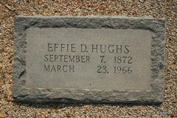 Effie Devine <i>Thornton</i> Hughs