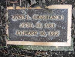 Anne L Constance