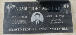 Adam Joe Aguilar