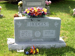 Ralph E Hodges
