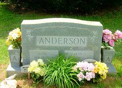 Mattie L Anderson