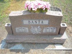 George Irving Banta