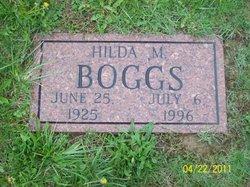Hilda M <i>McMurdo</i> Boggs
