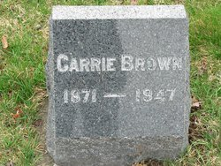 Carrie L. <i>Couch</i> Brown