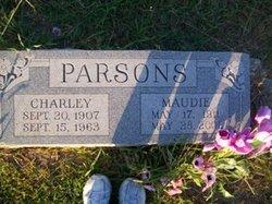 Charles William Charley Parsons