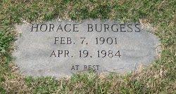 Horace Burgess, Sr