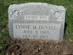 Lynne M. <i>Sprowls</i> Duvall