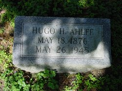 Hugo Henry Ahlff