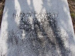 Rev Hardy G Everett