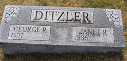 Janet R Ditzler