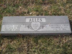 Woodrow Wilson Allen