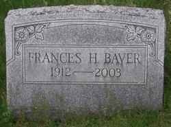 Frances <i>Houck</i> Buckwalter