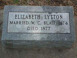 Elizabeth <i>Lytton</i> Blair