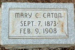 Mary C Caton