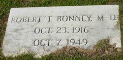 Dr Robert T Bonney