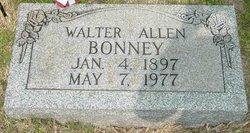 Walter Allen Bonney