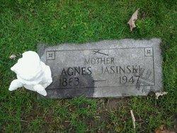 Agnes <i>Byledbal</i> Jasinski