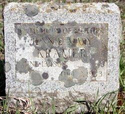 Jennie Mary Kramer