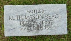 Ruth <i>Mason</i> Beach