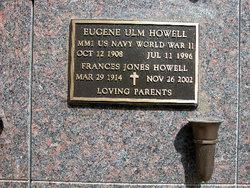 Eugene Ulm Howell