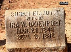Susan <i>Elliotte</i> Davenport