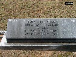 James Lee Adams