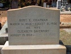 Elizabeth <i>Davenport</i> Chapman
