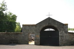 Cimetiere de Chailly en Biere