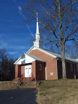 Old Toccoa Baptist Church Cemetery