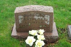 Gertrude E Lauffer