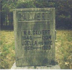 Nathaniel Burton Calvert