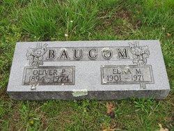 Edna M. <i>Smith</i> Baucom
