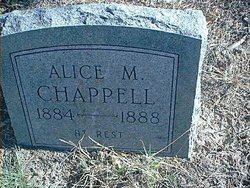 Alice M Chappell