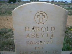 Harold Abeyta
