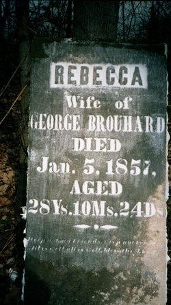 Rebecca <i>Lane</i> Brouhard