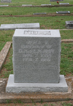 Vera Vella Huff