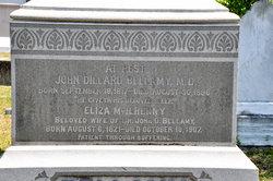 Eliza McIlhenny <i>Harriss</i> Bellamy