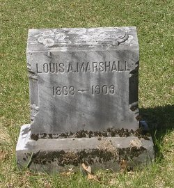 Louis A. Marshall