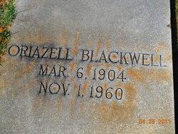 Oriazell Blackwell