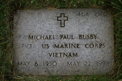 Michael Paul Busby