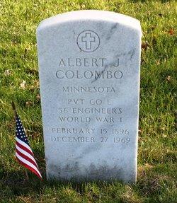 Albert J Colombo