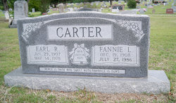 Earl R Red Carter