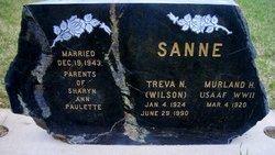 Treva N <i>Wilson</i> Sanne