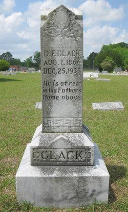 D F Clack