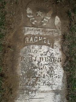 Rachel <i>Mills</i> Aldrich
