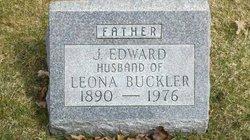 James Edward Buckler