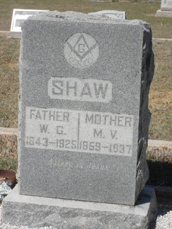 Pvt William Green Shaw