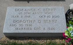 Dorance Clayton D.C. Berry