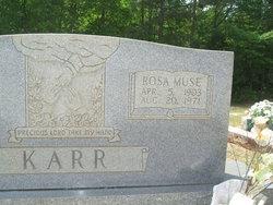 Rosa <i>Muse</i> Karr