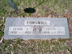 Leslie A. Cornwall